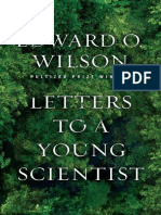 [Edward O. Wilson] Letters to a Young Scientist