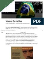 Violent Anxieties — Medium