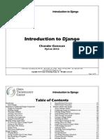 Django 2012