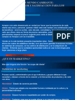 CAPITULO I - Marketing en un mundo cambiante