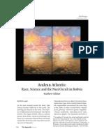 Matthew Gildner, Andean Atlantis(2013)