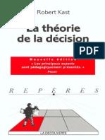 La Theorie de La Decision