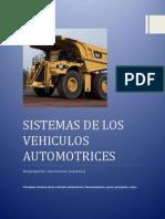 Sistemas de Los Vehiculos Automotrices