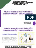 Sistema de Informacion y Toma de Decisiones