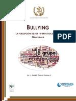 Bullying Percepcion Futuros Docentes