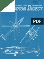 Army Aviation Digest - Jan 1968