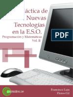 Francisco Luis Flores Gil - Didactica de Nuevas Tecnologias en La E.S.O.ii