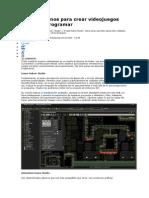 Cinco Entornos Para Crear Videojuegos Sin Saber Programar