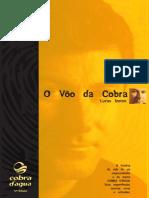 Livro Lucas Izoton - O Voo Cobra