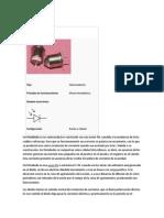 Fotodiodo, Varistor, Diodo PIN y Diodo Zener
