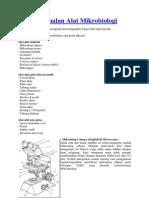 Pengenalan Alat Mikrobiologi