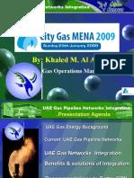 City Gas MENA 25 Jan 2009 AD
