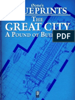 Blueprints the Great City, A Pound of Buildings
