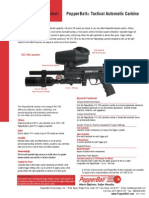 PTI TAC700System Info Sheet 11.06.09