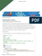 Analizador Léxico _ Java México