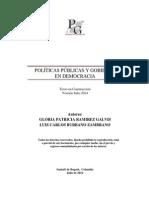 Capítulo 1 Libro Politicas Publicas y Gobierno en Democracia