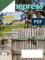 The Winepress Magazine Summer Issue