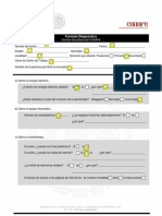 Formato Censo Alfabetismo Digital - CONAFE