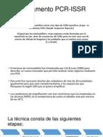Fundamento PCR ISSR