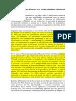 El intereses superior del menor en el Estado colombiano. Reiteración de jurisprudencia.docx