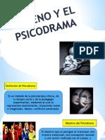 Moreno y El Psicodrama