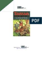 Burroughs, Edgard Rice - Tarzán Tomo 3 - Las Fieras de Tarzan