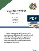Tutorial 1.1 Literasi Bahasa