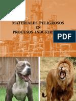 MatPel en Procesos Industriales
