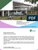 Proposal Milad RST Dompet Dhuafa