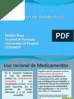 Uso Racional de Antibioticos 2014
