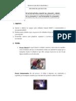 Procesos de Soldadura Manual