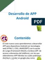 Introduccion a creación de APP Android