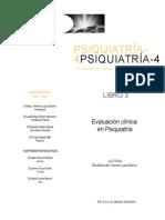 PAC 4 - Libro 3 - Evaluacion Clinica en Psiquiatria