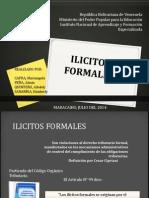 Ilicitos Formales
