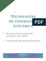 Tecnologias de Generación Electrica