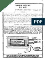 Autotronics Dodge 4121_form1552