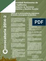 Acreditacion y Equivalencia 2014-2
