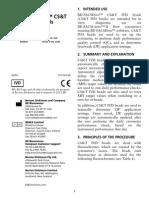 BD FACSDiva™ CS&T IVD Beads