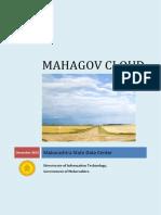 MahaGov Cloud Paper to GoI 06122013