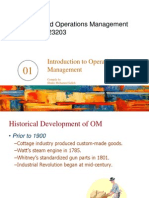 CH01 - Introduction to Operations Management Rev.01