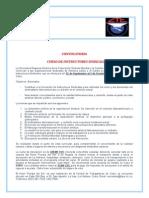 Convocatoria Instructores Sindicales 2014
