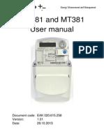 Mx381 User Manual Eng V1.01