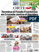Periódico Norte edición del día 17 de julio de 2014