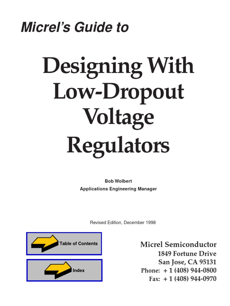 Designing With Low Dropout Voltage Regulatorpdf Power Supply 13 8211 32 V 5a W Short Circuit Protection By Bipolar Junction Transistor