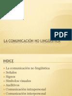 EQ. 2 La Comunicación No Lingüística