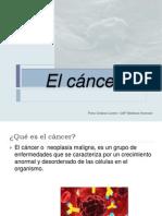 exposicion cáncer