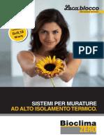 BioclimaZero 2013 Bl