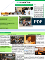 UNV Newsletter July 2014