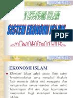 Pembangunan Sistem Ekonomi Islam-syed Wafa