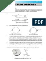 Rigid Body Dynamics Theory_E
